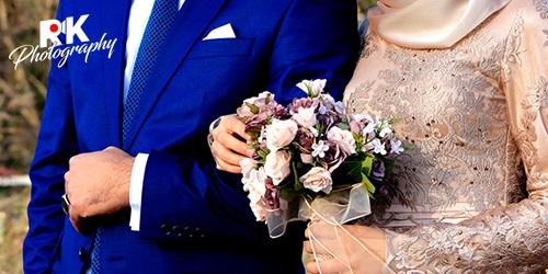 Dış çekim düğün