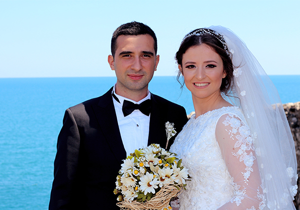 Düğün Fotoğrafları Hasan ve Özgür