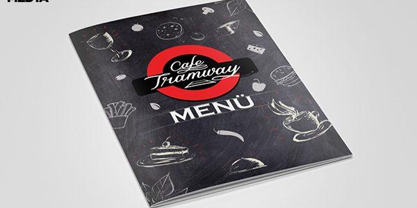 Kocaeli Menü Tasarım | Cafe Tramway